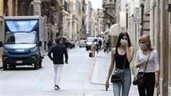 Số ca nhiễm mới virus SARS-CoV-2 tại Italy tiếp tục chiều hướng giảm