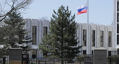 Nga đòi Mỹ trả trụ sở ngoại giao