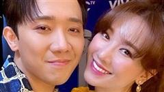MC Trấn Thành 'chấn chỉnh' Hari Won sau khi viết dòng tâm sự 'đàn ông không tôn trọng '