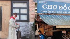 Chủ tiệm hàng thùng 15 năm chia sẻ kinh nghiệm mua đồ ở chợ secondhand Đà Lạt, giúp chị em từ vùng miền khác vừa đến Đà Lạt chơi vui vừa được đồ ưng mang về