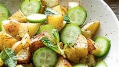Khoai tây- Nguồn vitamin C tuyệt vời cho chế độ ăn uống hàng ngày của cả gia đình