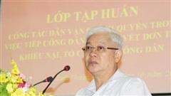 Vụ bị cáo Lương Hữu Phước tự tử sau khi tòa tuyên án, Bí thư Tỉnh ủy Bình Phước: 'Đây là việc rất đáng tiếc'