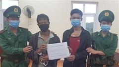 Biên phòng Điện Biên bắt giữ 2 đối tượng mua bán trái phép chất ma túy