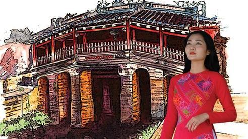 Lễ hội Áo dài Hội An - Danh thắng Việt Nam: 17 bộ sưu tập áo dài là hiện thân của lịch sử và Việt Nam hôm nay