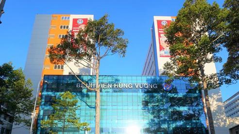 Khánh thành tòa nhà mới, BV Hùng Vương hết cảnh bệnh nhân nằm hành lang