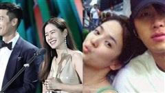 Để ý mới thấy cách Hyun Bin phản ứng trước tin đồn hẹn hò Song Hye Kyo - Son Ye Jin khác nhau một trời một vực thế này?
