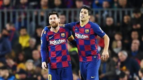 Messi và Suarez trở lại sau chấn thương