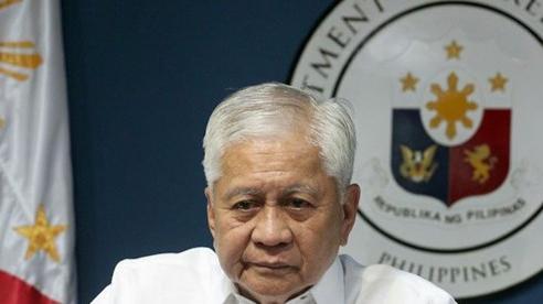 Cựu ngoại trưởng Philippines đề xuất 'siết nợ' tài sản của Trung Quốc vì tàn phá biển Đông