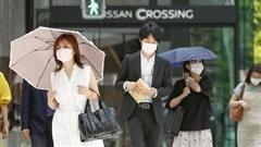 Nhiều 'ông lớn' Nhật Bản chạy đua sản xuất khẩu trang làm mát