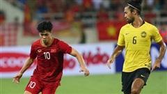 Malaysia tập trở lại, luyện bài đấu tuyển Việt Nam