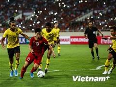 Tuyển Malaysia tập luyện trở lại sớm, sẵn sàng chạm trán Việt Nam
