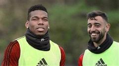 Đến MU, Bruno Fernandes lập kỷ lục khiến Pogba bẽ mặt