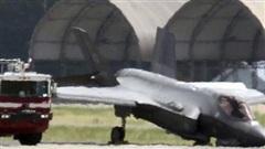F-35A liên tiếp gãy càng vì thiếu titan Nga?