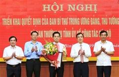 Triển khai quyết định của Thủ tướng Chính phủ, Ban Bí thư về công tác cán bộ