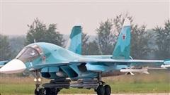 Khả năng áp chế đặc biệt trên Su-34 mới của Nga
