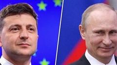 Tổng thống Ukraine nêu điều kiện bình thường hóa quan hệ với Nga
