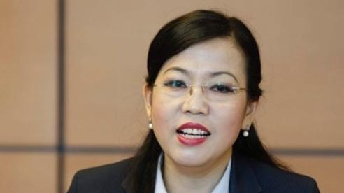 Quốc hội chính thức miễn nhiệm bà Nguyễn Thanh Hải