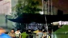 Đôi nam nữ chết bất thường trong quán nhậu ở Đồng Nai