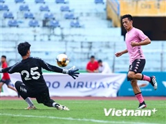 Vòng 4 V-League 2020: Chờ các tiền đạo nội nổ súng thay vì ngoại binh