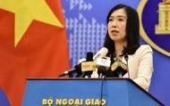Bộ Ngoại giao thông tin về công dân Việt giữa làn sóng biểu tình tại Mỹ