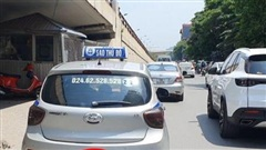 Xử lý nghiêm hành vi che biển số né camera giao thông