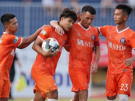 Vòng 4 V-League 2020: SHB Đà Nẵng thắng đậm Quảng Nam