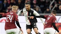 Juventus vs Milan: Quyết đấu vì vé chung kết