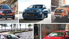Ô tô mới nào đáng mua trong tầm giá 500-600 triệu đồng?