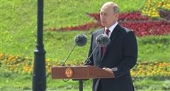 Tổng thống Putin tin người Nga ủng hộ sửa hiến pháp