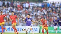 Hùng Dũng lóe sáng, Hà Nội FC vẫn ôm hận bởi 'cú đòn điếng người' của địch thủ
