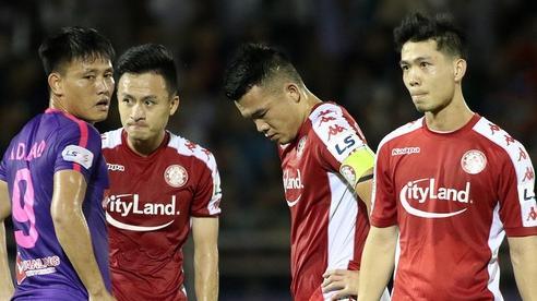 'Sóng ngầm' ở đội Á quân V.League: 6 cầu thủ giành nhau sút phạt quyết định và cái kết đắng cay