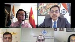 Việt Nam-Ấn Độ trông đợi mô hình hợp tác nào hậu dịch Covid-19?