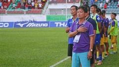 HLV Nam Định: 'HAGL thắng nhờ trọng tài'