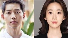 Báo Trung tung ảnh bạn gái luật sư tin đồn của Song Joong Ki: Đúng chuẩn nữ thần ngành luật từng lên sóng KBS!
