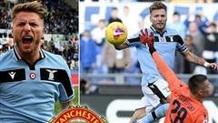 MU dốc két chiêu mộ tiền đạo 'đỉnh' nhất Serie A
