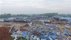 Tại sao lốc xoáy ở Vĩnh Phúc có sức hủy diệt lớn?