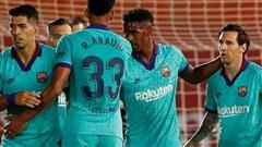 Messi lập đại công, Barcelona thắng rung chuyển xứ đảo Mallorca