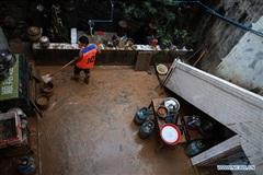 Bão Nuri đổ bộ vào tỉnh Quảng Đông, Trung Quốc