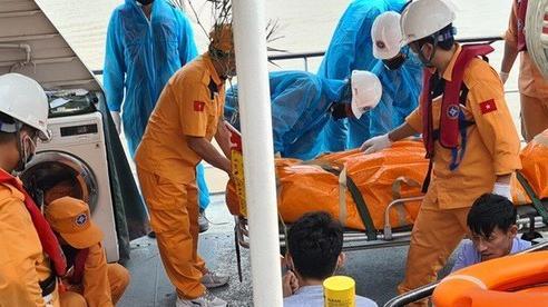 Tìm thấy thi thể 4 thuyền viên tàu cá bị đâm chìm tại Hải Phòng
