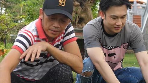 Hoài Linh răn dạy Dương Triệu Vũ lời thấm thía