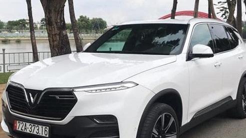 Vừa sử dụng chỉ 6.000 km, chủ VinFast Lux SA2.0 đã rao bán xe với giá thấp hơn 450 triệu đồng so với mua mới hiện tại