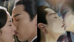 9 nụ hôn 'xôi thịt' gây tranh cãi ở phim Hoa ngữ: Dương Mịch, Đường Yên như sắp bị bạn diễn 'nuốt trọn'