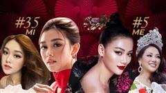 Phương Khánh lọt Top 5 Miss Earth đẹp nhất thập kỉ, Tường San hạng 35 Miss International