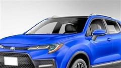 Rò rỉ thông số Toyota Corolla Cross sắp về Việt Nam đấu Honda CR-V
