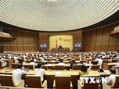 Quốc hội sẽ thảo luận về Dự án Luật Biên phòng Việt Nam