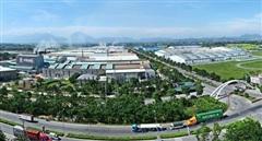 Vĩnh Phúc đầu tư phát triển hạ tầng, thu hút hiệu quả dòng vốn FDI