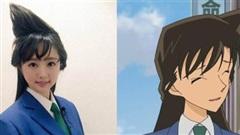 Thám tử lừng danh Conan: Kiểu tóc mũi khoan 'thời thượng' của Ran tuy làm khó coser nhưng lại giúp định hình nữ chính