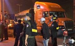 Xử phạt 90 triệu đồng, tịch thu 727.410 kg than vụ 27 'xe vua' bị bắt ở Đồng Nai