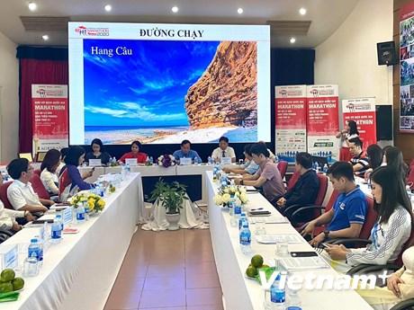 Ra mắt giải Vô địch Quốc gia Marathon và cự ly dài 2020 tại đảo Lý Sơn