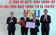 Trường Đại học Công nghệ Thông tin và Truyền thông Việt - Hàn là thành viên thứ 6 của Đại học Đà Nẵng